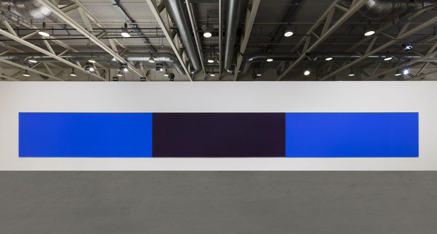 Galerie Lange + Pult – Art Basel Unlimited 2018