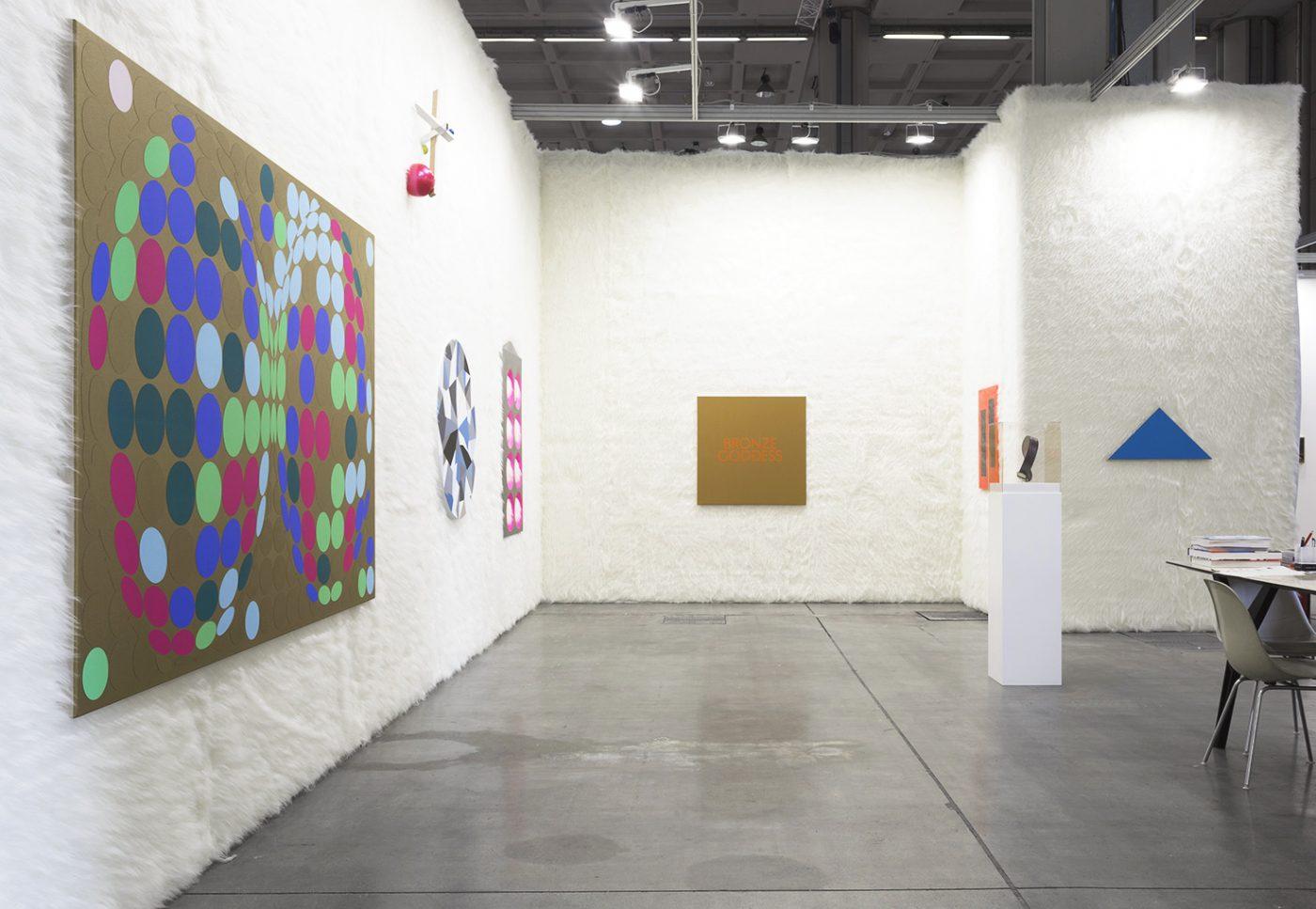 Galerie Lange + Pult – Miart 2018