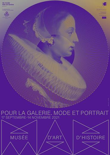 Sylvie Fleury @ Musée d'art et d'histoire, GenèvePour la galerie: Mode et portrait