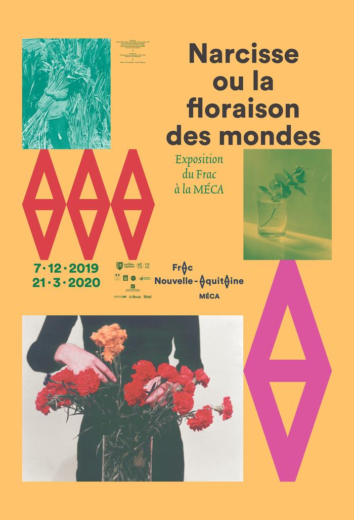 Mathieu Mercier @ Frac Nouvelle-Aquitaine, MécaNarcisse ou la floraison des mondes