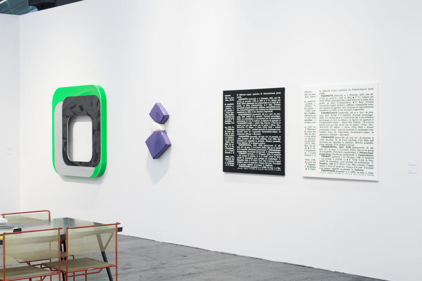 Galerie Lange + Pult – Art Cologne 2018