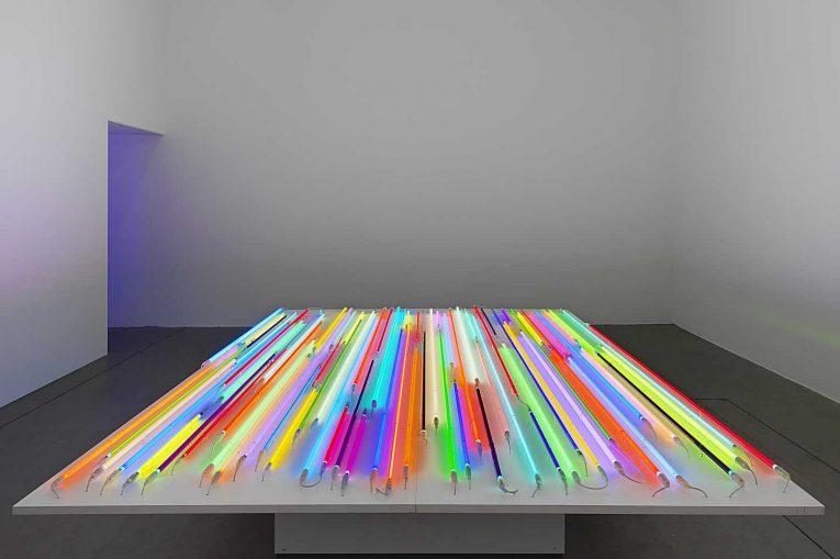 Christian Herdeg @ Haus Konstruktiv, ZurichLyrical Minimalism
