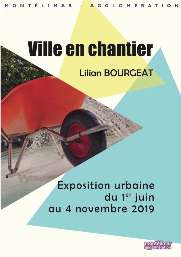 Lilian Bourgeat @ Montélimar AgglomérationVille en chantier