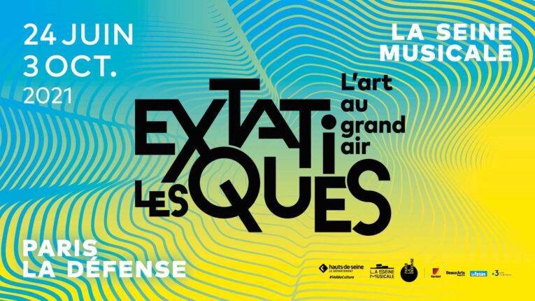 Lilian Bourgeat @ Les Extatiques, Paris L'art au grand air