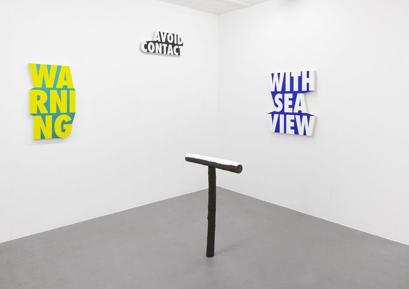 Galerie Lange + Pult – Didier Marcel, Christian Robert-Tissot