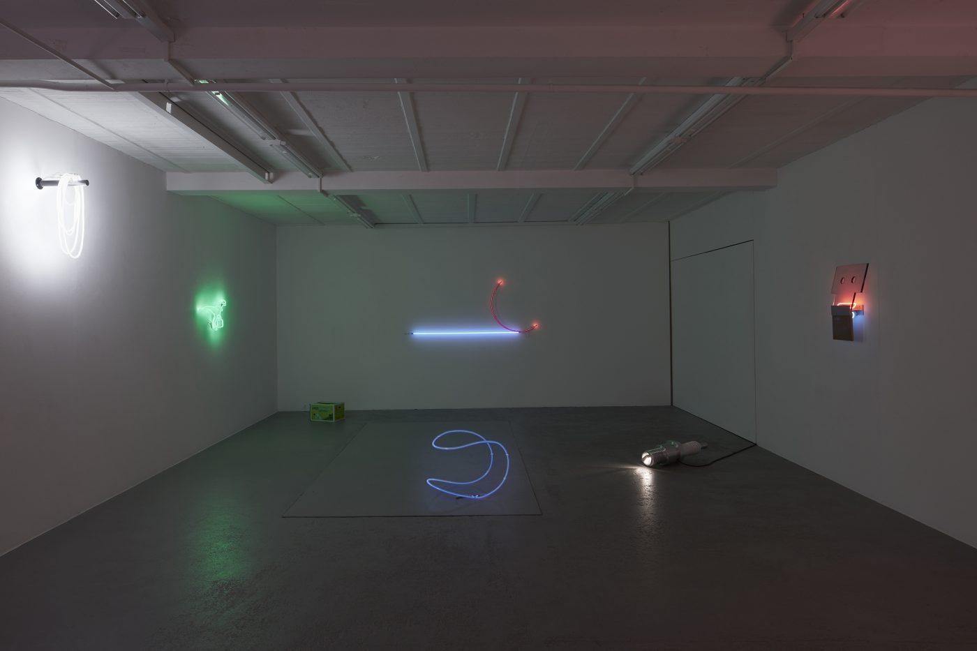 Galerie Lange + Pult – Light sculpture