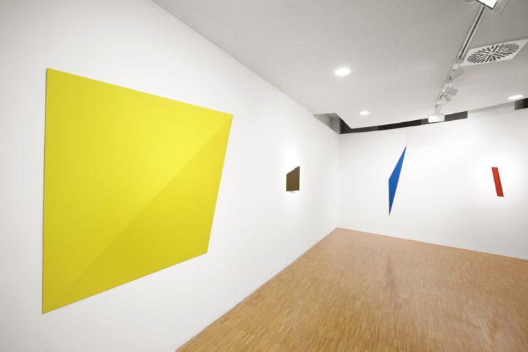 Wolfram Ullrich @ Museo d'Arte Contemporanea, LissoneReliefs