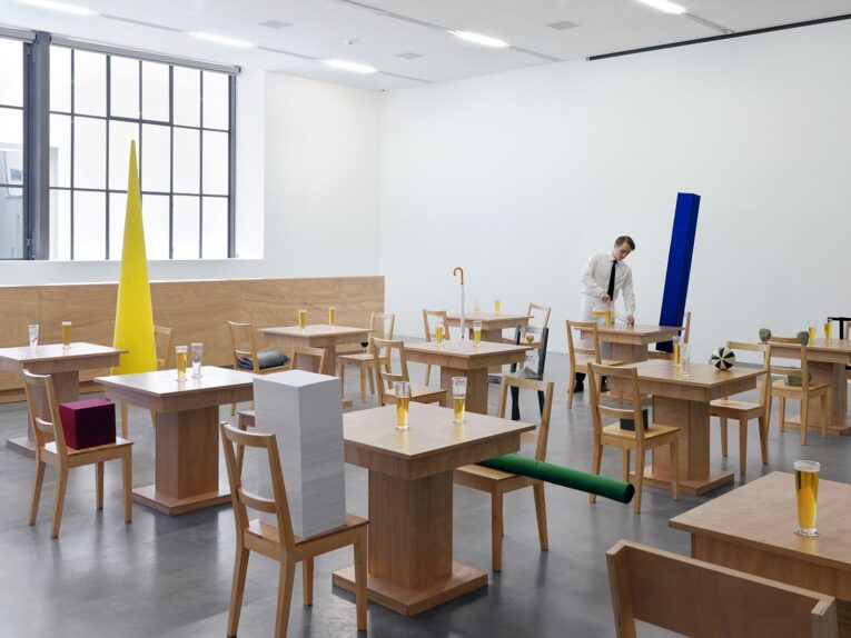 Sylvie Fleury & Olivier Mosset @ Migros Museum, ZurichLAURA LIMA – PLAYFUL GEOMETRY