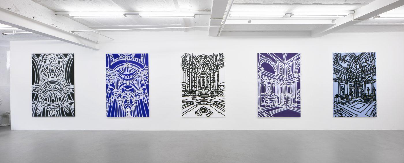 Galerie Lange + Pult – Hadrien Dussoix