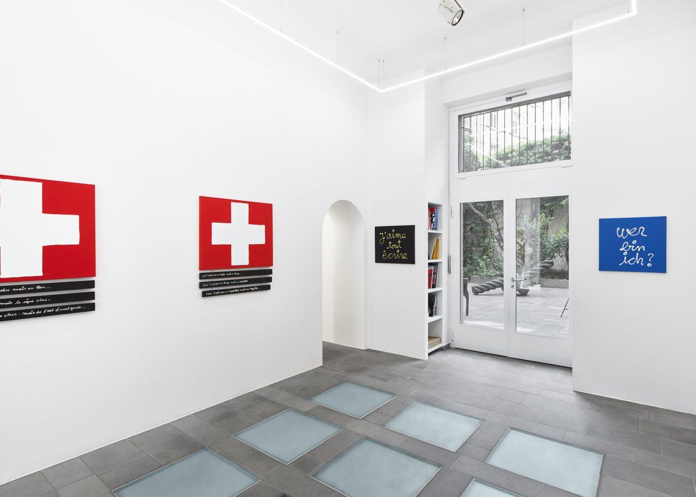 Galerie Lange + Pult – Ben