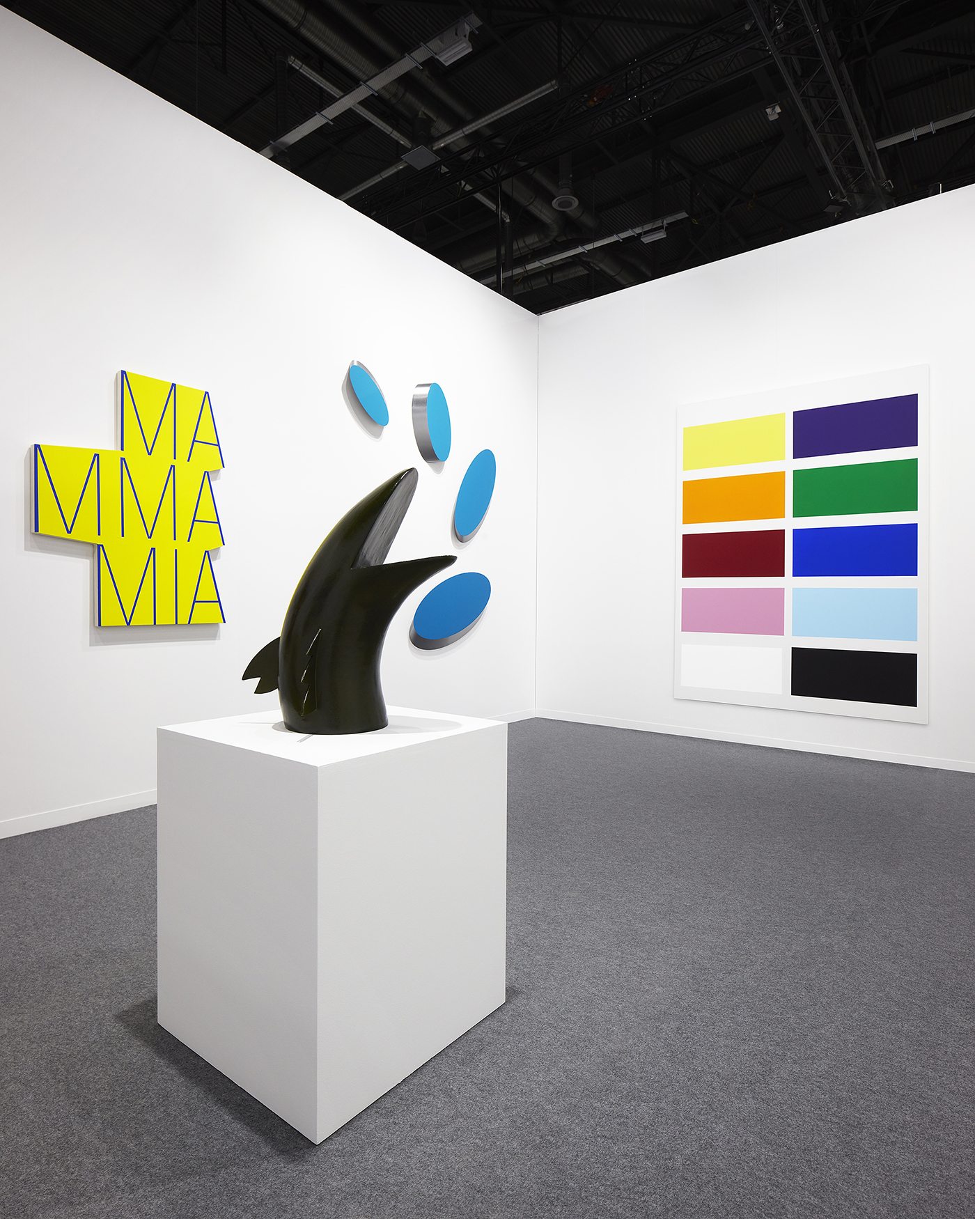 Galerie Lange + Pult – artgenève 2020