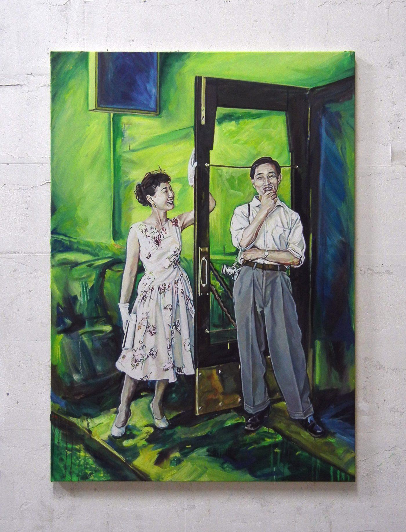 Galerie Lange + Pult – Gentaro Murakami
