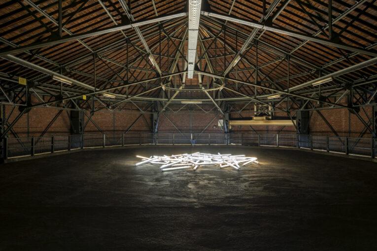 Olivier Mosset, Sylvie Fleury, Blair Thurman, Ben @ KANAL - Centre Pompidou, Brussels It never ends