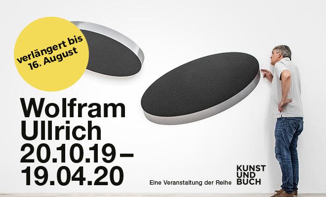 Wolfram Ullrich @ Museum für Konkrete Kunst, IngolstadtWolfram Ullrich