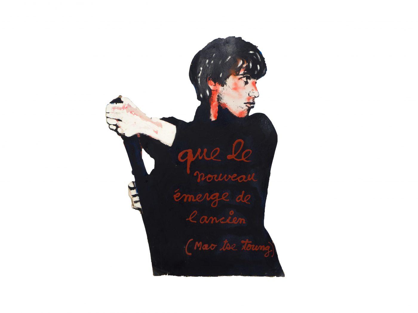 Galerie Lange + Pult – Ben, Daniel Spoerri, Jean Tinguely